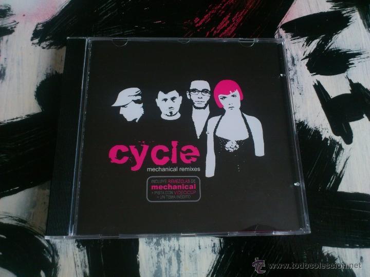 CYCLE - MECHANICAL REMIXES - CD ALBUM - SUBTERFUGE - 2005 (Música - CD's Rock)