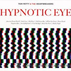 CDs de Música: TOM PETTY & THE HEARTBREAKERS - HYPNOTIC EYE, DIGIPACK. Lote 51763843