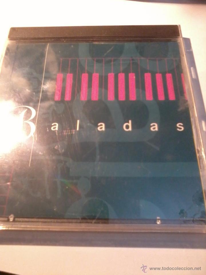 CD. BALADAS. PROMOCIONAL LA LECHERA. VARIOS ARTISTA. (Música - CD's Melódica )