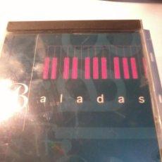 CDs de Música: CD. BALADAS. PROMOCIONAL LA LECHERA. VARIOS ARTISTA. MB2CD. Lote 51764536
