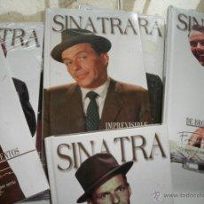 CDs de Música: FRANK SINATRA MKROOM LIBROS CD DOBLES PRECINTADOS. Lote 51767964