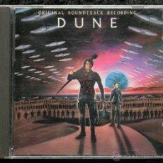 CDs de Música: DUNE - TOTO - ALEMANIA - 1984 - RARO - EDEL. Lote 51811895