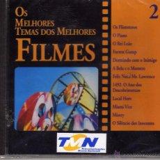 CDs de Música: MUSICA RECOPILATORIA DE PELICULAS Nº 2 PRECINTADO. Lote 51846452