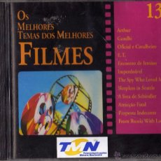 CDs de Música: MUSICA RECOPILATORIA DE PELICULAS Nº 13 PRECINTADO. Lote 51847033