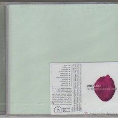CDs de Música: CINEPLEXX - ELECTROCARDIOGRAMA. Lote 51847473