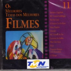 CDs de Música: MUSICA RECOPILATORIA DE PELICULAS Nº 11 PRECINTADO. Lote 51847627