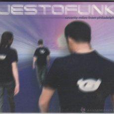 CDs de Música: JESTOFUNK - SEVENTY MILES FROM PHILADELPHIA. Lote 51848537