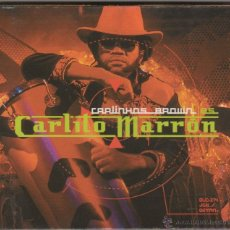 CDs de Música: CARLINHOS BROWN - CARLITO MARRON. Lote 51848580