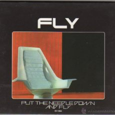 CDs de Música: FLY - PUT THE NEEDLE DOWN AND FLY. Lote 51848726