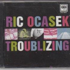 CDs de Música: RICK OCASEK - TROUBLIZING. Lote 51848902