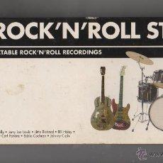 CDs de Música: THE ROCK'N'ROLL HISTORY ( 8 X CD'S) BOX J.L. LEWIS, E.PRESLEY, J.CASH, B. HOLLY, E. COCHRAN .... Lote 51864476