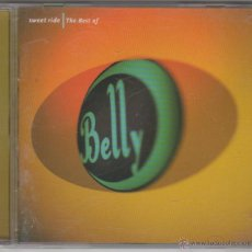 CDs de Música: BELLY - SWEET RIDE (TH BEST OF). Lote 51882894