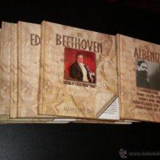 CDs de Música: LA GRAN MÚSICA PASO A PASO - NAXOS - S.A.P.E. 14 LIBRO + 14 CD. Lote 51936190