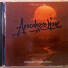 CDs de Música: APOCALYPSE NOW - BANDA SONORA ORIGINAL - CD . Lote 51937953