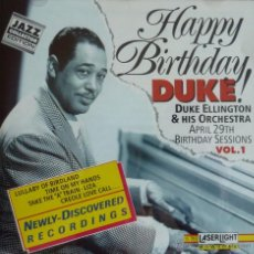 CDs de Música - Happy Birthday, Duke. Duke Ellington and his Orchestra - 51940133