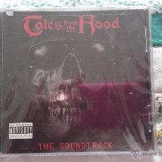 CDs de Música: CD NUEVO PRECINTADO TALES FROM THE HOOD THE SOUNDTRACK ORIGINAL BSO BANDA SONORA. Lote 51941630