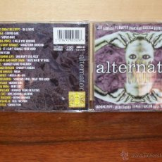 CDs de Música: ALTERNATOR - DIVERSOS GRUPOS - CD. Lote 51976199