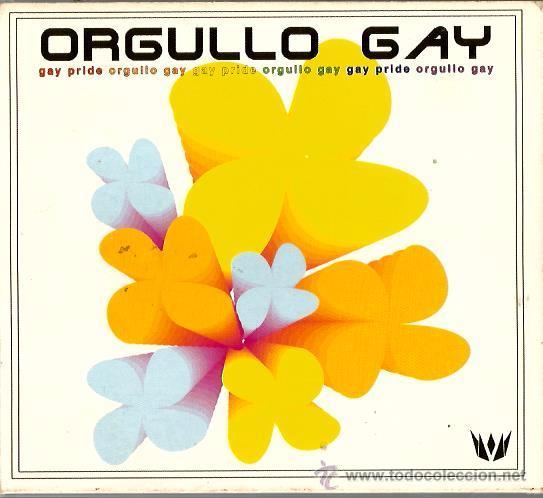DOBLE CD ORGULLO GAY (GAY PRIDE) TODD TERRY, CERRONE, BLAZE, JUANJO MARTIN & JAVI KALERO, SHAFUNKERS (Música - CD's Techno)