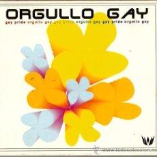 CDs de Música: DOBLE CD ORGULLO GAY (GAY PRIDE) TODD TERRY, CERRONE, BLAZE, JUANJO MARTIN & JAVI KALERO, SHAFUNKERS. Lote 51977616