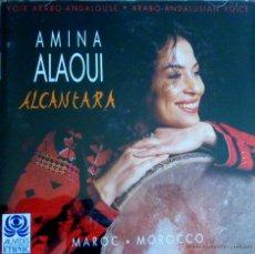 CDs de Música: AMINA ALAOUI. ALCANTARA. Lote 51984744