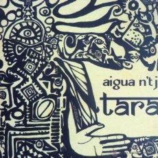 CDs de Música: TARA. AIGUA N'T JI. Lote 57231297
