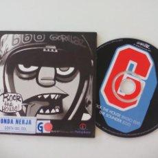 CDs de Música: GORILLAZ. ROCK THE HOUSE RADIO EDIT - THE SOUNDER EDIT. CD SINGLE. CARTÓN. Lote 173534610