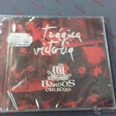 CDs de Música: CD NUEVO PRECINTADO TRÁGICA VICTORIA. BARDOS DRUIDAS TECNOSAGA 2006 9 TEMAS. Lote 52006494