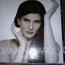 CDs de Música: DIANA NAVARRO. 24 ROSAS. 14 TEMAS.. Lote 52010859