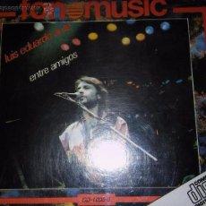 CDs de Música: LUIS EDUARDO AUTE. ENTRE AMIGOS. DOBLE CD.. Lote 52014225