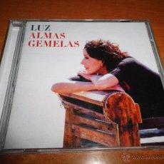 CDs de Musique: LUZ ALMAS GEMELAS LUZ CASAL CD ALBUM DEL AÑO 2013 CONTIENE 10 TEMAS. Lote 52020884