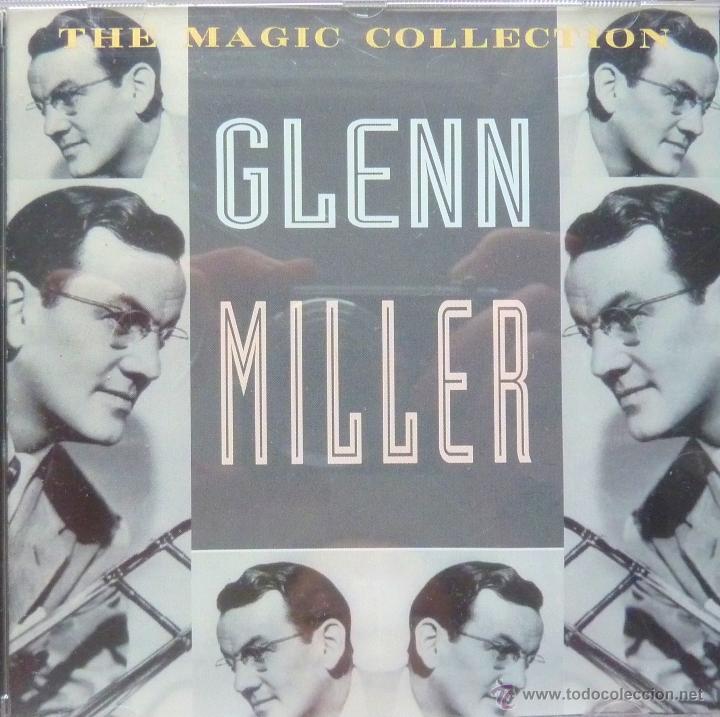 GLENN MILLER. THE MAGIC COLLECTION (Música - CD's Jazz, Blues, Soul y Gospel)