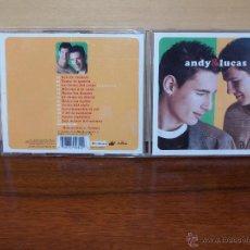 CDs de Música: ANDY & LUCAS - SON DE AMORES - CD. Lote 198041457