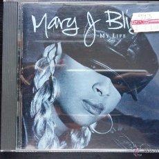 CDs de Música: DISCO MUSICAL CD: MARY J. BLIGE . MY LIFE . BLUES . SOUL. Lote 52127693