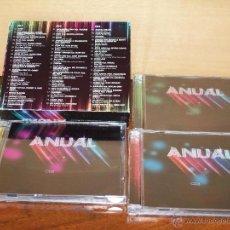 CDs de Música: ANUAL - EL ALBUM DANCE DEL AÑO 2012 - TRIPLE CD. Lote 52140034
