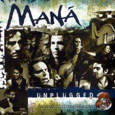 CDs de Música: MANÁ - MTV UNPLUGGED CD. Lote 52147072