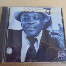 CDs de Música: JOHN LEE HOOKER - HOUSE AT THE BLUES - CHESS MCA - 1995 - SIN USAR JAMAS. Lote 52165242