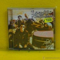 CDs de Música: LOQUILLO Y LOS TROGLODITAS - CUERO ESPAOL - CD. Lote 52277701