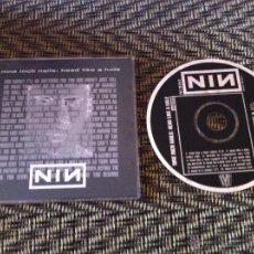 CDs de Música: CD MAXI SINGLE - NINE INCH NAILS - HEAD LIKE A HOLE (10 TRACKS). Lote 52298486