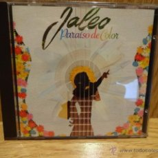 CDs de Música: JALEO. PARAISO DE COLOR. CD / AZ RECORDS - 1993.12 TEMAS. CALIDAD LUJO.. Lote 52317626