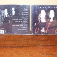 CDs de Música: AZUCAR MORENO - OLE - CD. Lote 52320359