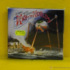 CDs de Música: VARIOS - THE WAR OF THE WORLDS - BSO - CD. Lote 52333702