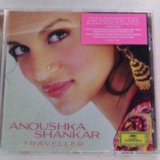 CDs de Música: ANOUSHKA SHANKAR - TRAVELLER - 12 TEMAS - SITAR - IMPORTACIÓN. Lote 52342434