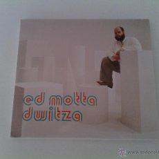 CDs de Música: CD DIGIPACK ED MOTTA - DWITZA / 1ª EDICIÓN 2002 / TIM MAIA BRASIL BOSSA JAZZ / MUY RARO!!!!!!!. Lote 52342499