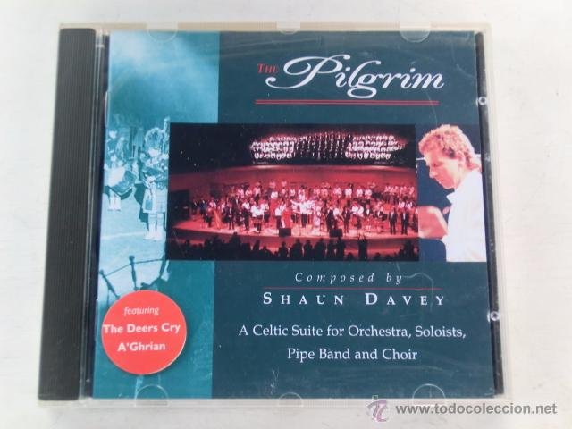 THE PILGRIM - SHAUN DAVEY - MÚSICA CELTA - 22 TEMAS (Música - CD's World Music)