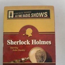 CDs de Música: SHERLOCK HOLMES-OLD TIME RADIO SHOWS -INGLES -20 RADIO SHOWS -10 HORAS -10 CDS-. Lote 52350708