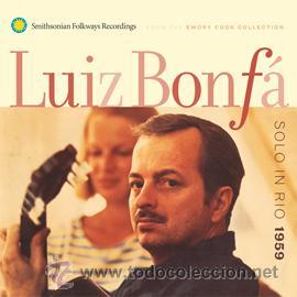 LUIZ BONFÁ - SOLO IN RIO (BOSSA NOVA) CD (Música - CD's World Music)