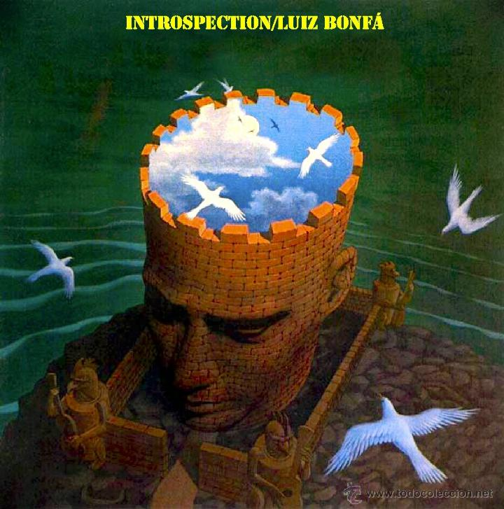LUIZ BONFÁ - INTROSPECTION (BOSSA NOVA CD) (Música - CD's World Music)