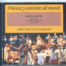 CDs de Música: GRAN DISCOTECA FAMILIAR Nº 42 (CD 1991) VER TEMAS. Lote 52367805