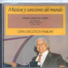 CDs de Música: GRAN DISCOTECA FAMILIAR Nº 43 (CD 1991) VER TEMAS. Lote 52367828