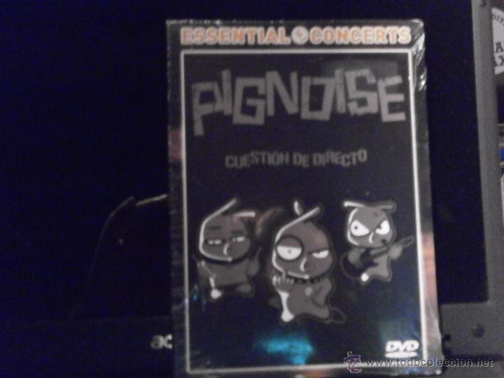 pignoise cuestion de directo dvd